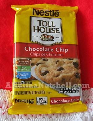 Original NESTLE TOLL HOUSE Dark Chocolate Chip Cookies ...