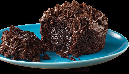 Arbys Chocolate Molten Lava Cake