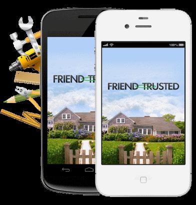 Friend Trusted-app