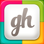 Get-Happy-app-logo