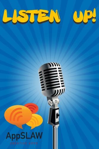 Listen Up app logo