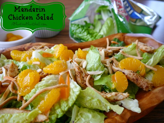 Mandarin-Chicken-Salad