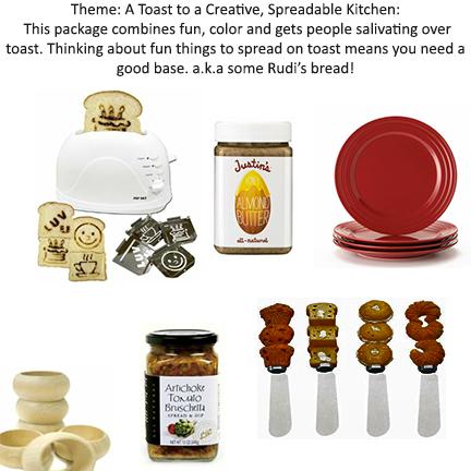 Rudi-s-Organic Toast-A-Gram Prize 3