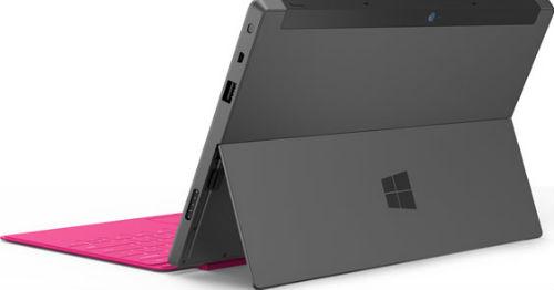 Surface RT kickstand