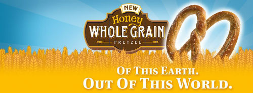 Auntie Anne's Honey Whole Grain Pretzels