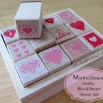 Making Valentine's Day Crafts with Martha Stewart Crafts + Giveaway