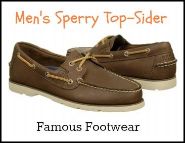 Men's Sperry Top-Sider - Famous Footwear