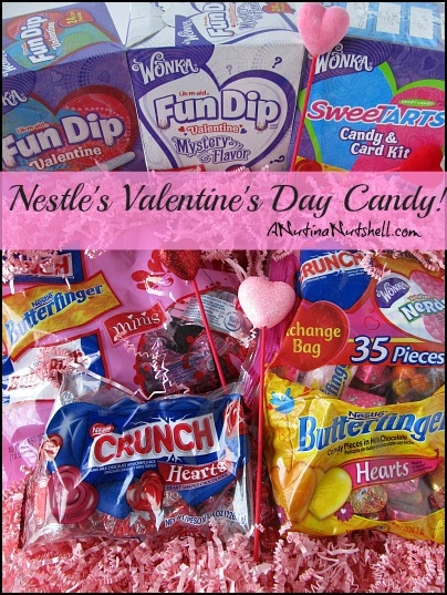 Nestle's Valentine's Day Candy