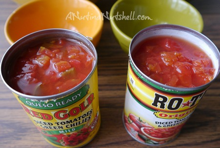 Red Gold-Rotel tomatoes