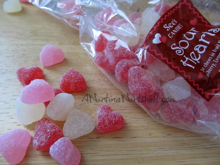See's Sour Hearts