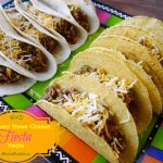 Southwest Three Cheese Fiesta Tacos