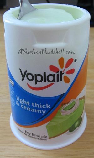 Yoplait Light Thick & Creamy Yogurt