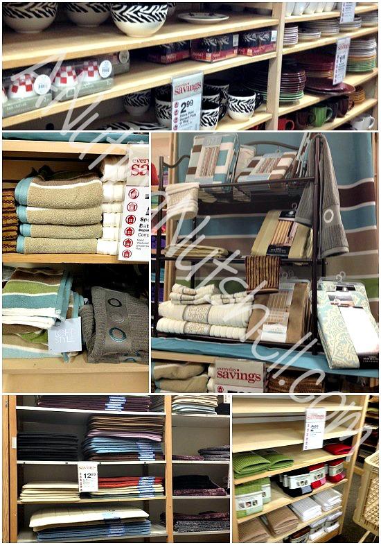 Anna's Linens bath accessories kitchen textiles