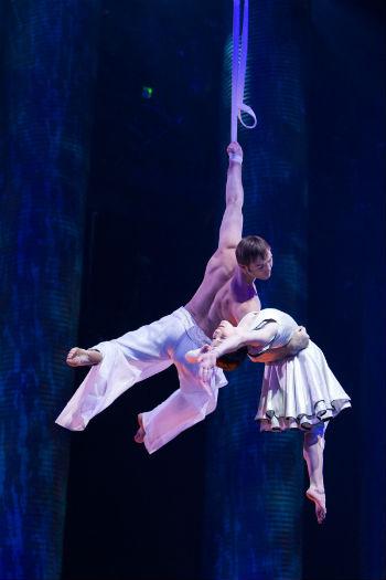Cirque du Soleil Worlds Away photo 4