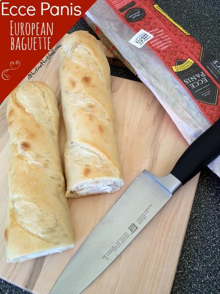 Ecce Panis European Baguette