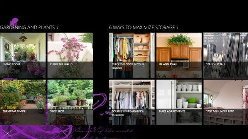 Housekeeping app windows 8