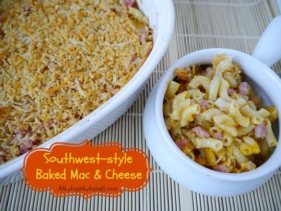 Kraft Fresh Take Southwest Three Cheese Baked Mac & Cheese