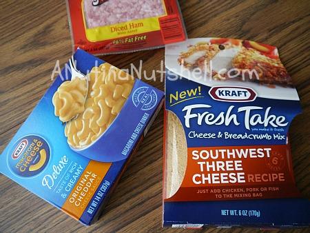 Kraft Fresh Take mac and cheese