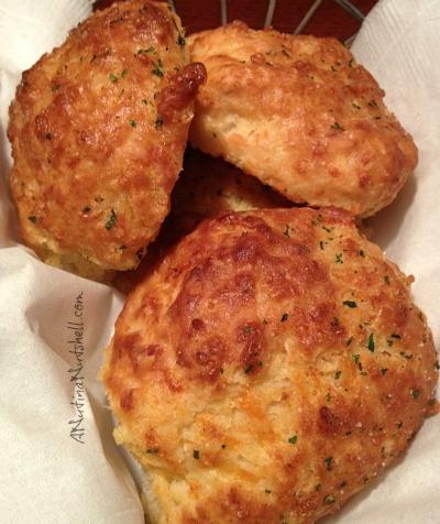 Red Lobster Garlic Cheddar Biscuits