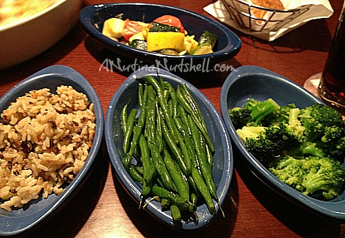 Red Lobster side dishes
