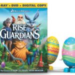 RISE OF THE GUARDIANS + Blu-ray/DVD/Digital Edition Giveaway