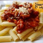 Sausage and Pepper Pasta Fra Diavolo