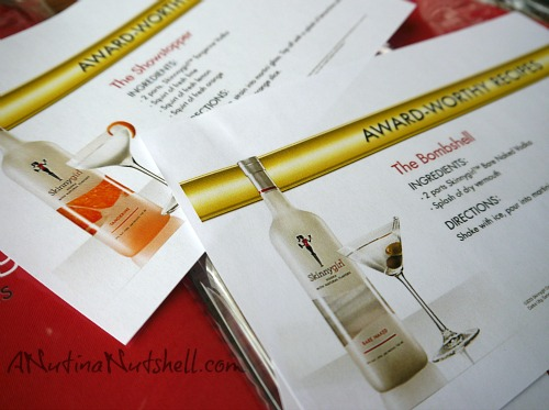 Skinnygirl Cocktails Award-worthy Recipes