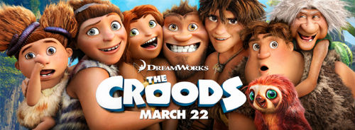 The Croods - DreamWorks