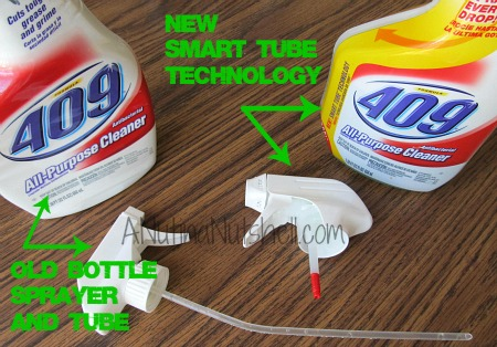 Clorox smart tube technology