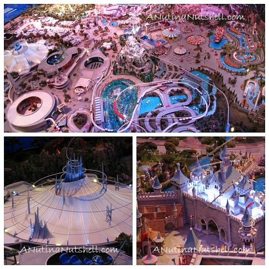 Disneyland model - Walt Disney Family Museum