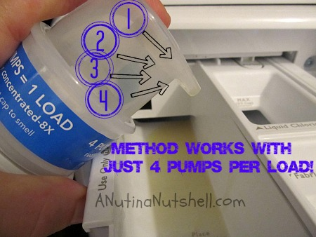Method - 4 pumps