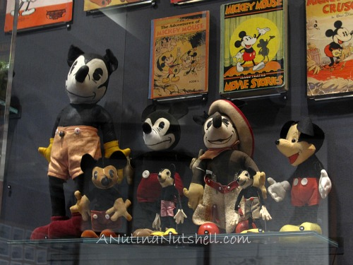 Mickey Mouse collectibles - Walt Disney Family Museum