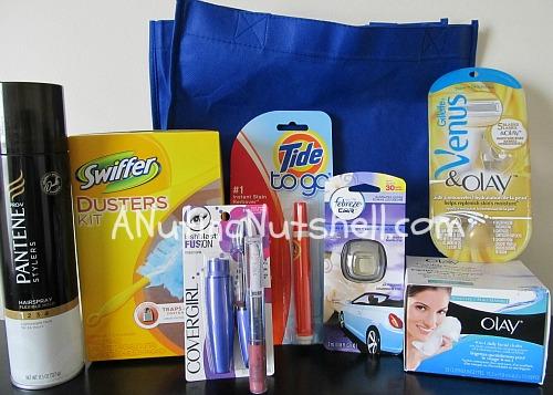 PG prize pack April