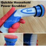 Let the Quickie Household Power Scrubber Do The Work!
