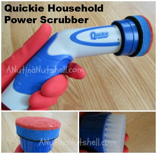 Quickie Household Power Scrubber
