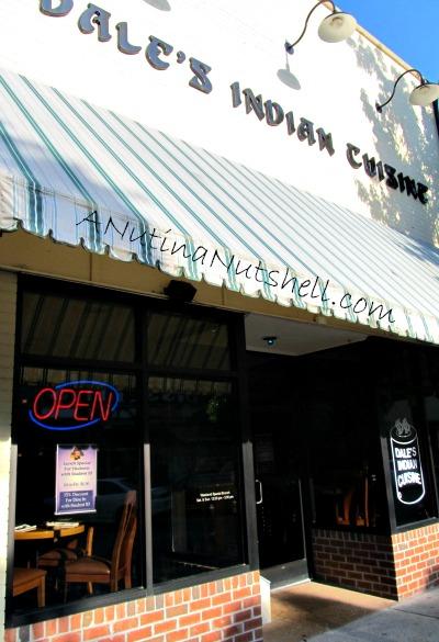 Dale's Indian Cuisine Greenville North Carolina