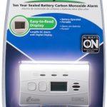 Prevent Carbon Monoxide Poisoning – Kidde Worry-Free CO Alarm Giveaway
