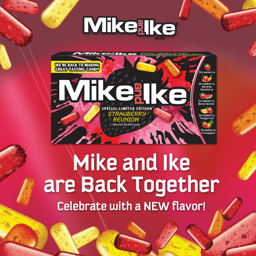 Mike and Ike back together