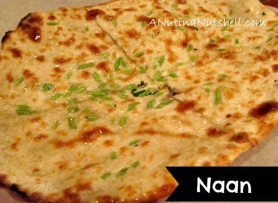 Naan bread - Dale's Indian Cuisine
