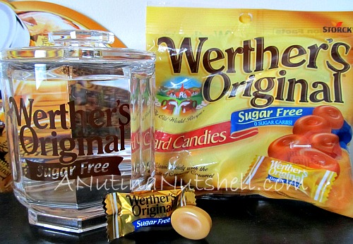 Werthers Original sugar-free candy