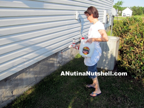 AMDRO outdoor home pest control