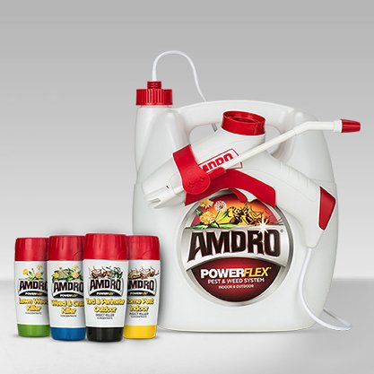 AMDRO_PowerFlex Pest & Weed System