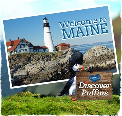 Babs_Welcome to Maine