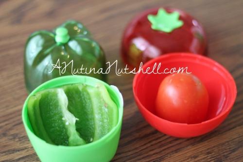 Good Cook pepper keeper-tomato keeper