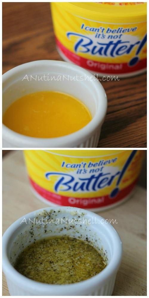 I Can't Believe It's Not Butter Italian butter spread
