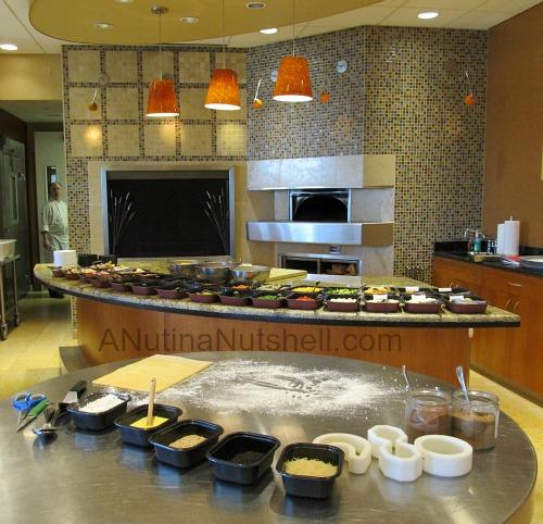 Nestle kitchens Hot Pocket blogger lunch