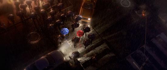 The Blue Umbrella screenshot