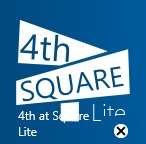 4th at Square Lite app logo