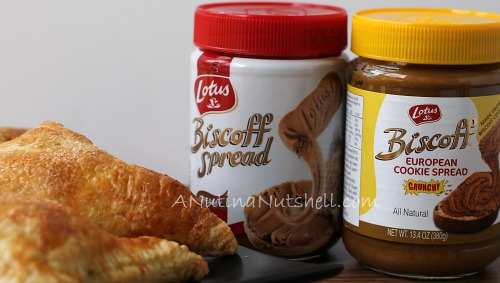 The Belgium delight of Biscoff cookies just can't be beat. They are crisp and light, with a taste and smell of ginger wafting through the air. Reminds me of my Grandmothers grinabelel.tks: