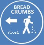 Bread Crumbs app logo